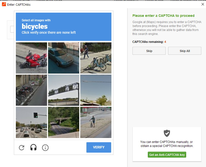 SEO Power Suite Captcha 3
