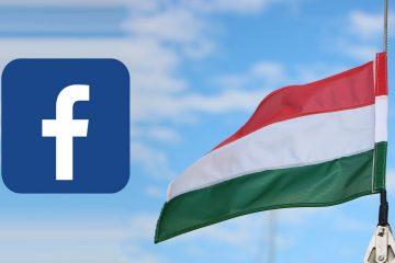 Facebook felhasználók száma Magyarországon és világszerte